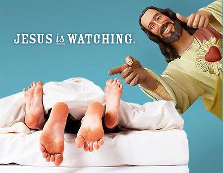 077-Jesus-is-watching