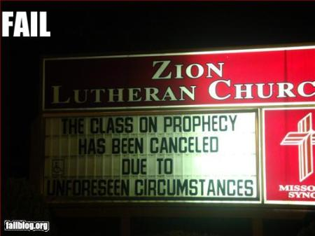 class on prophecy